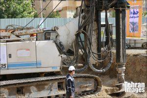 آغاز عملیات اجرایی نخستین قطعه از خط 10 مترو