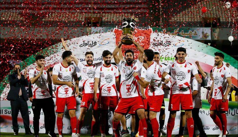 قهرمانی پرسپولیس در دیدار سوپرجام فوتبال ایران
