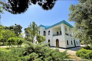کوشک امیر سلیمانی در پارک آزادگان